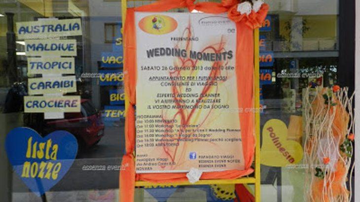 Dettagli di Wedding Moments