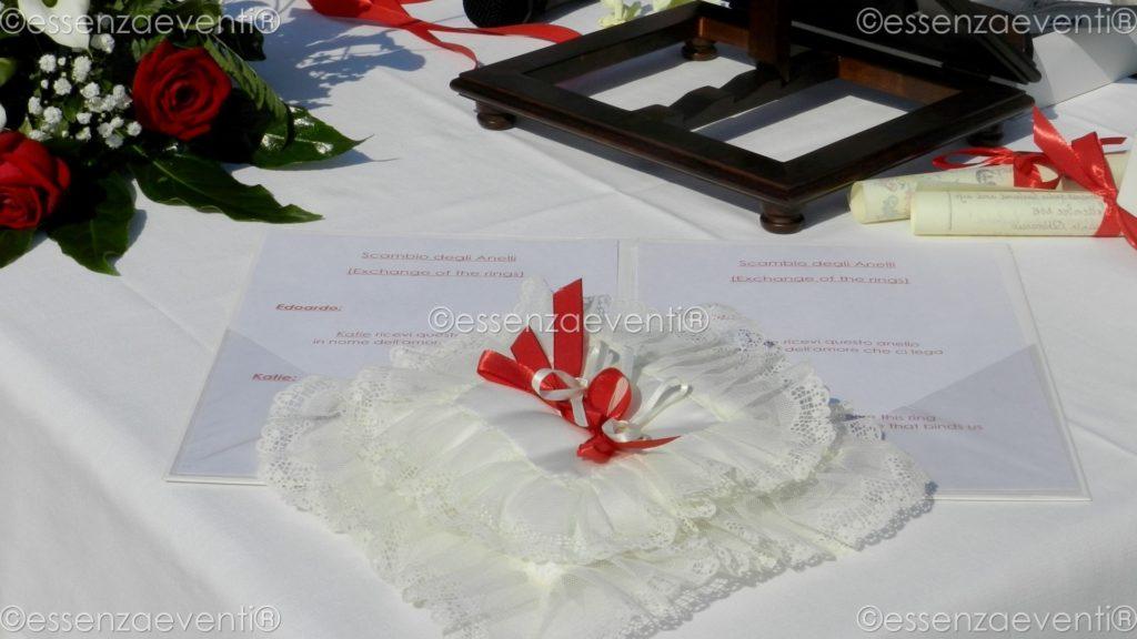 IL MATRIMONIO SIMBOLICO - LA CERIMONIA SIMBOLICA