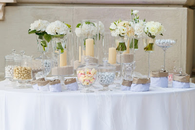 CONFETTATA, CANDY TABLE, SWEET TABLE