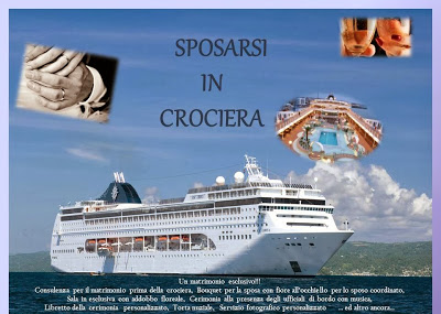 Sposarsi in Crociera...by Essenza Eventi®