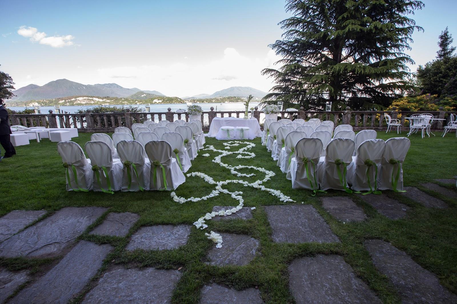 Cerimonia In Dimora storica Lago Maggiore...Essenza Eventi®