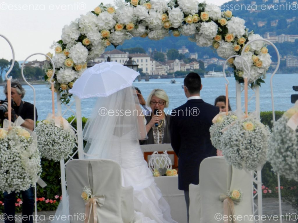 Essenza Eventi Celebrante Cerimonia Simbolica Grand Hotel Dino Baveno