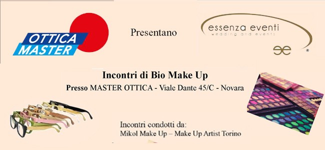 Incontri di Bio Make Up