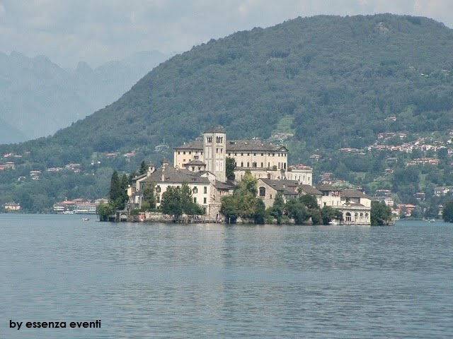 lago d'orta wedding