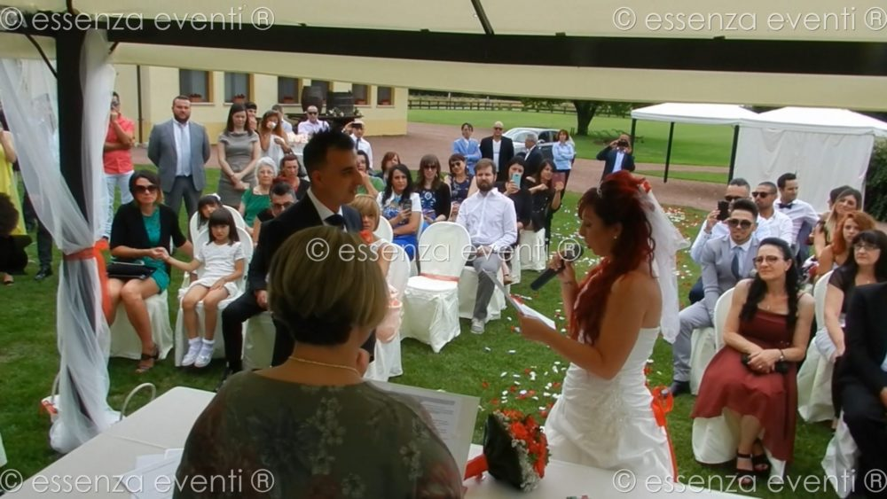 Essenza Eventi Celebrante matrimonio Simbolico