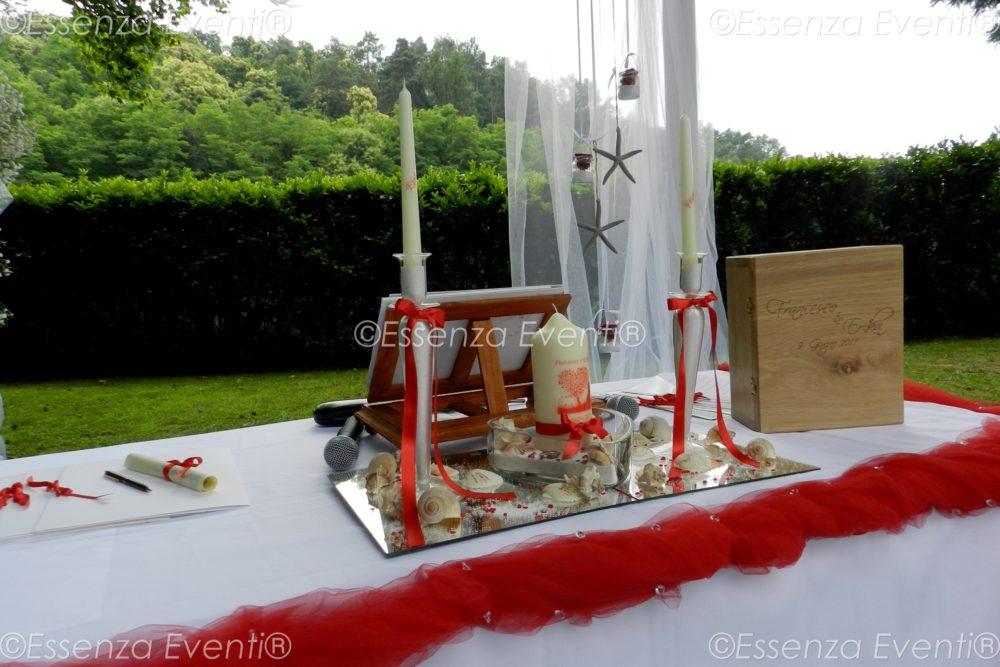 Unity Candle Ceremony Essenza Eventi Celebrant
