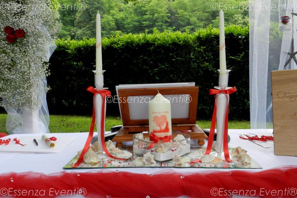 Cerimonia Personalizzata e Rito della Luce