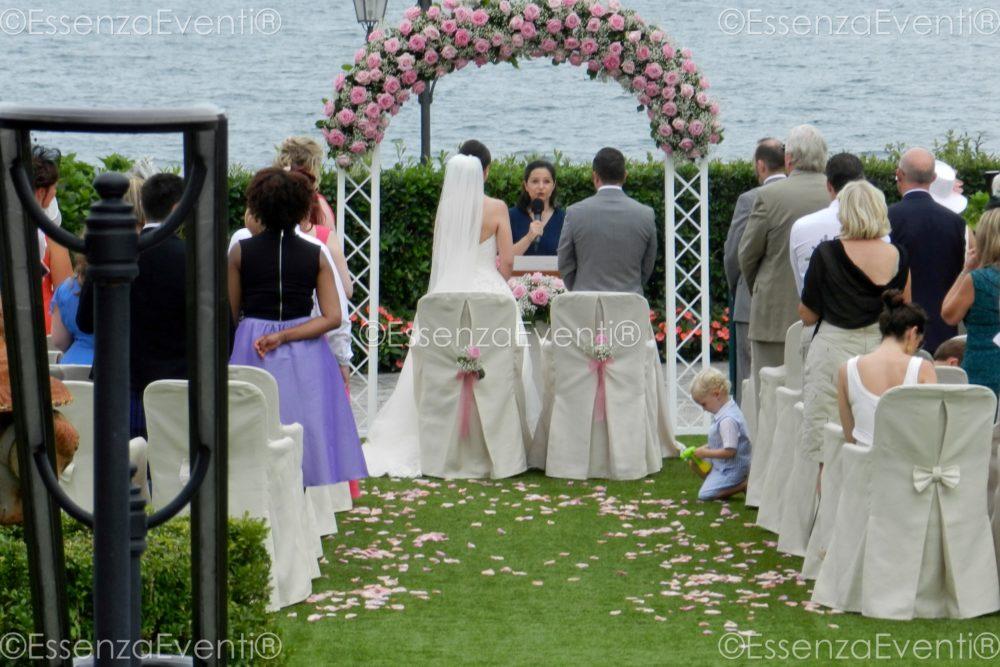 Essenza Eventi Celebrante Symbolic Wedding Lago Maggiore