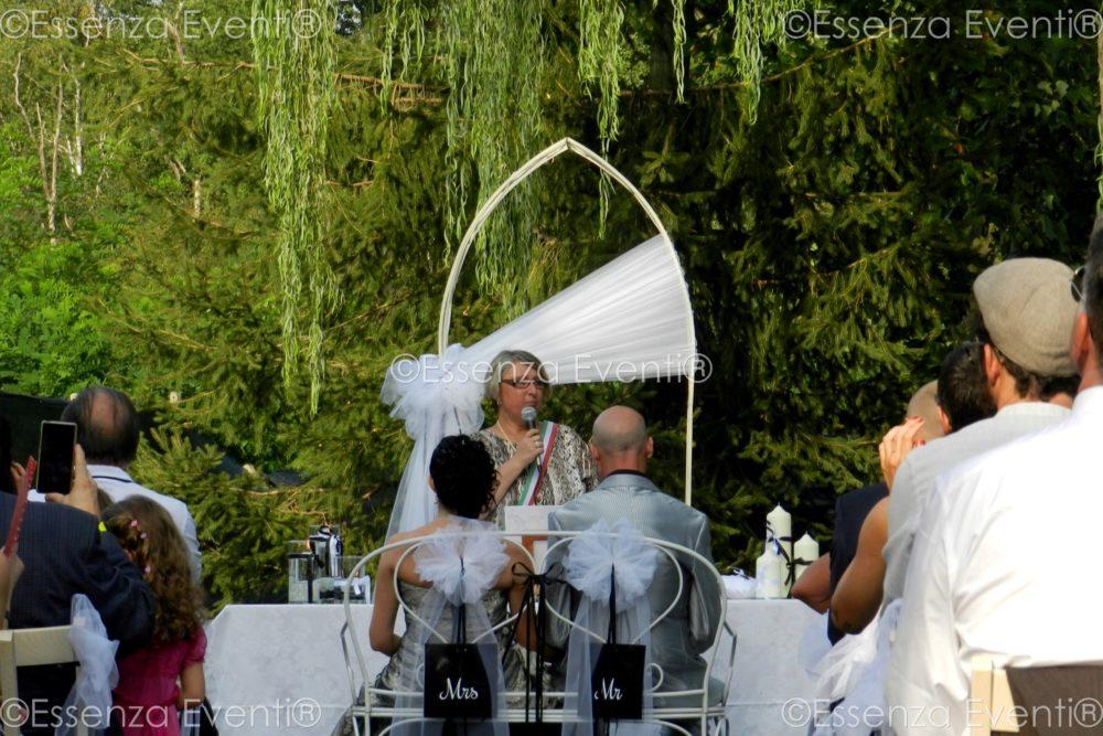 Essenza Eventi Wedding Planner e Celebrante Matrimonio Angelo e Marilena
