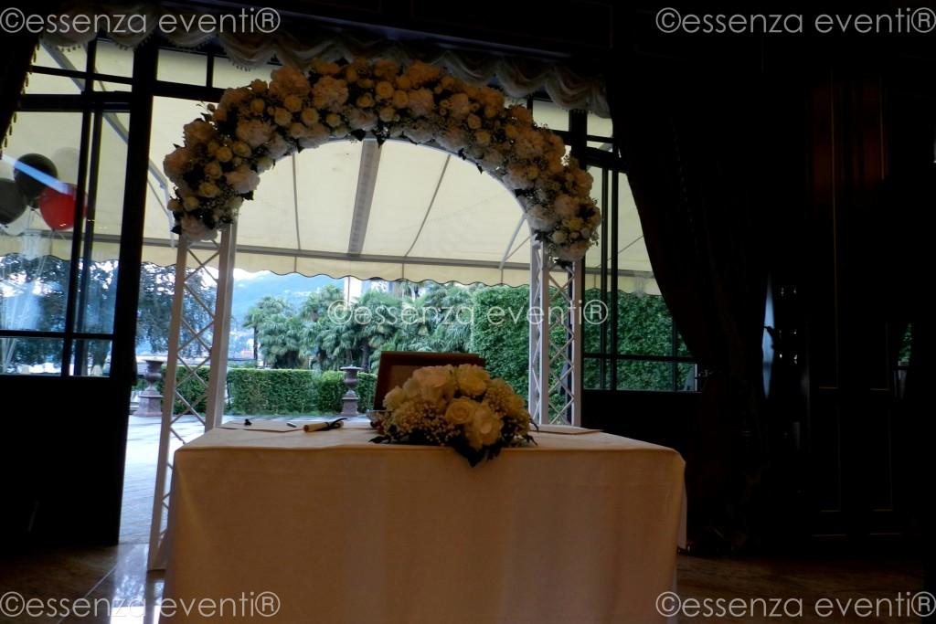 Essenza Eventi® Celebrante Cerimonia Simbolica Luis & Natalie