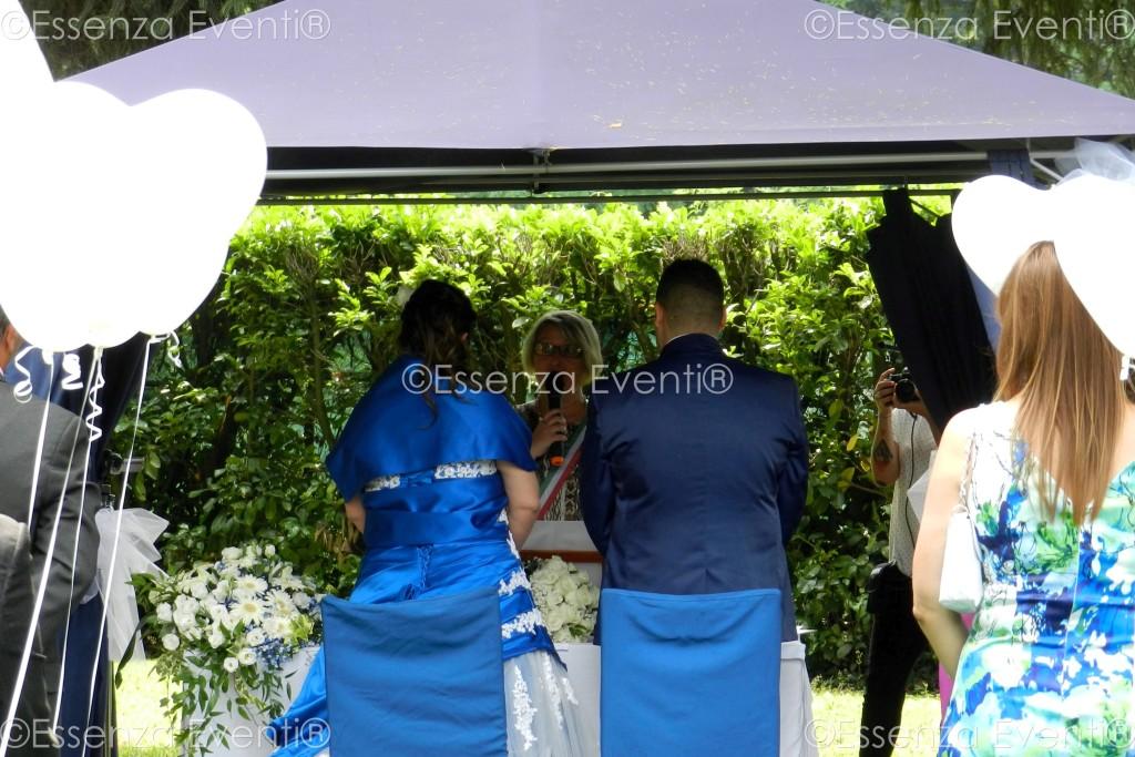 Cerimonia Fabio e Sara Essenza Eventi® Celebrante