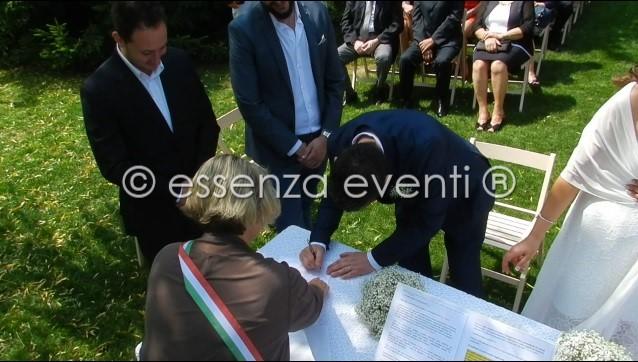 Registro Firme Matrimonio Simbolico : Cerimonia marco angela essenza eventi celebrante