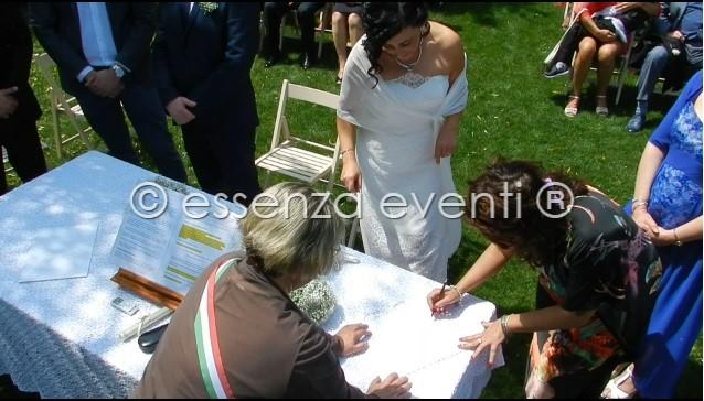 Cerimonia A&M Essenza Eventi® Celebrante simbolico