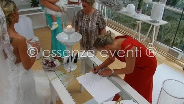 Celebrante Simbolico Essenza Eventi®