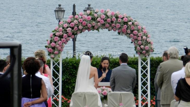 Essenza Eventi® Celebrante Symbolic Wedding Lago Maggiore