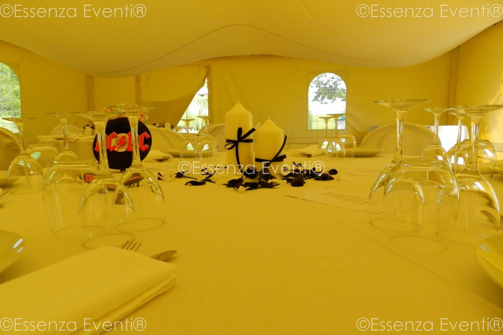 Matrimonio Black and white by Essenza Eventi®