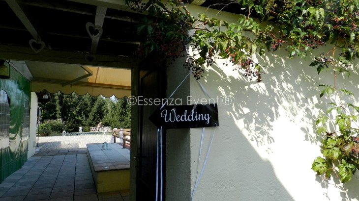Essenza Eventi® Wedding Planner e Celebrante Matrimonio Angelo e Marilena