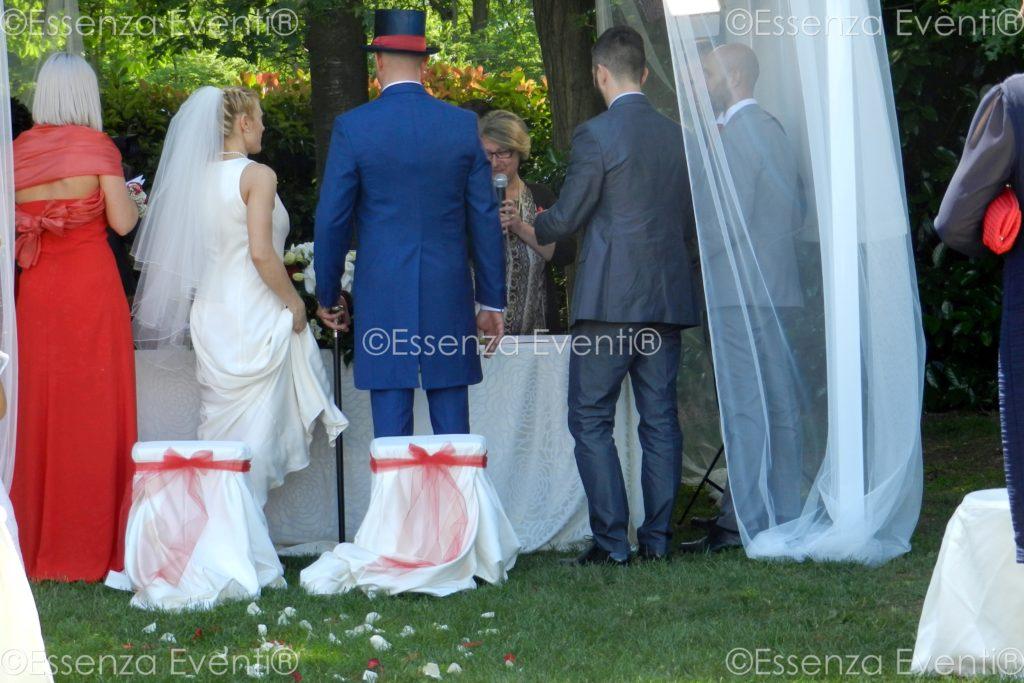 La Cerimonia di Stefano e Barbara