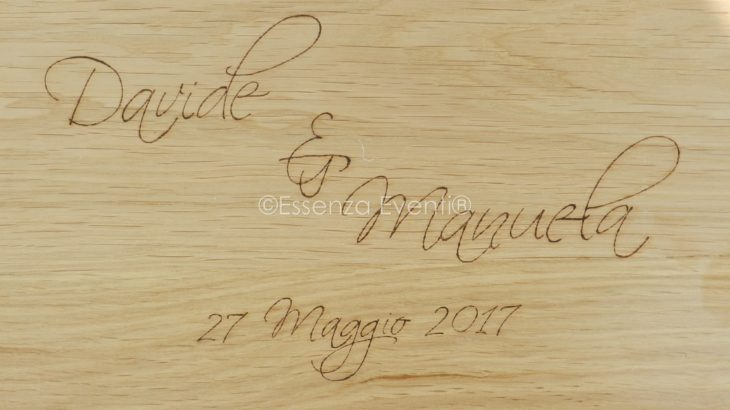 Rito Civile Legale e Love Letters and Wine Box Ceremony (