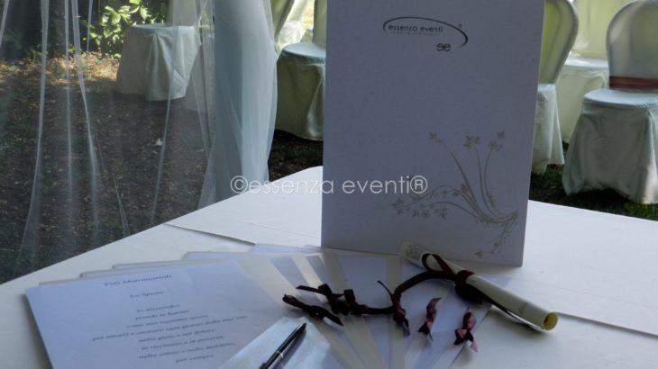 Cerimonia Alessandro e Karina Celebrante Essenza Eventi®