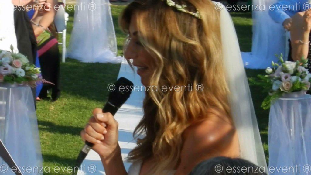 La Cerimonia di Christian e Arianna