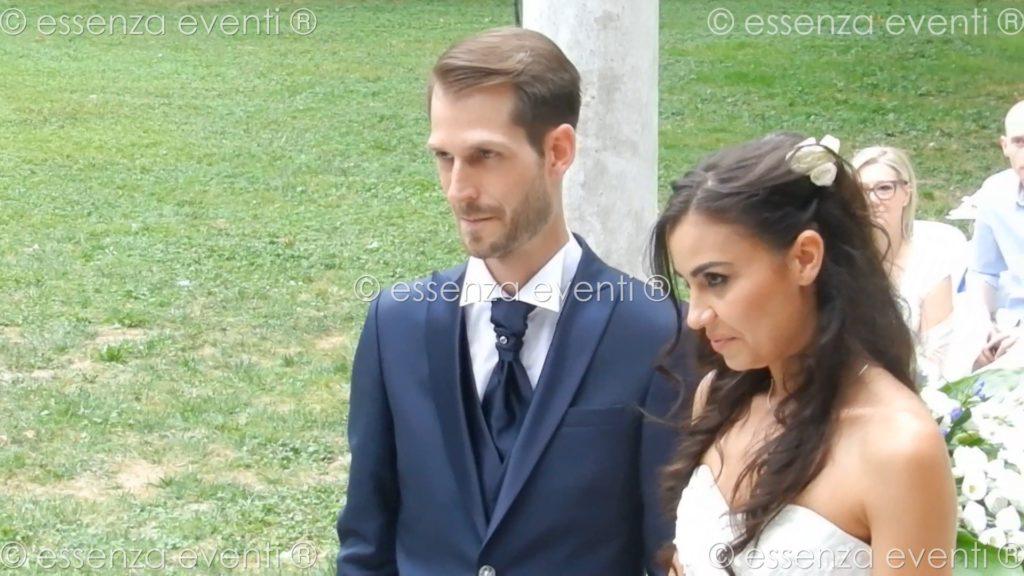 La Cerimonia di Adriano e Daniela