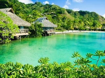 Si lo voglio a Bora Bora