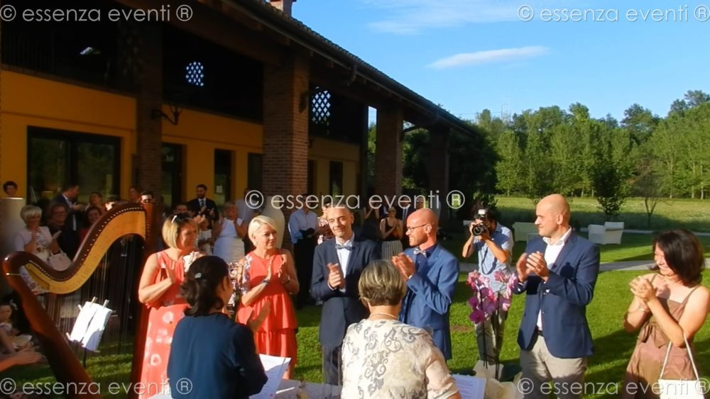 Bilingual Sand Ceremony Essenza Eventi Celebrant