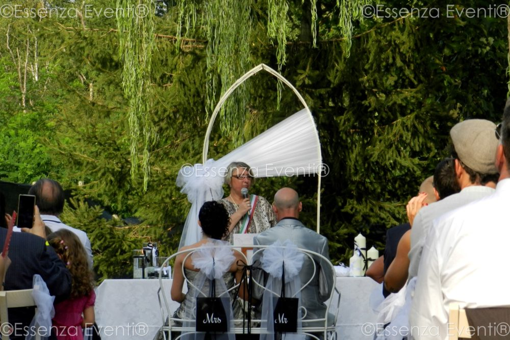 Essenza Eventi Wedding Planner e Celebrante Matrimonio Angelo e Marilena