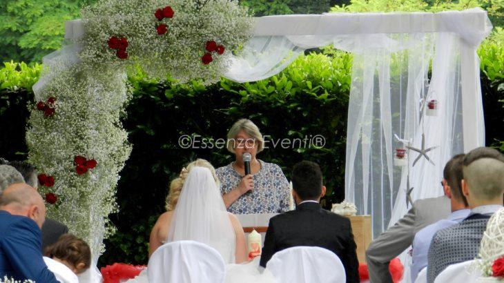 Celebrante Matrimonio Simbolico Piemonte : Essere celebrante essenza eventi