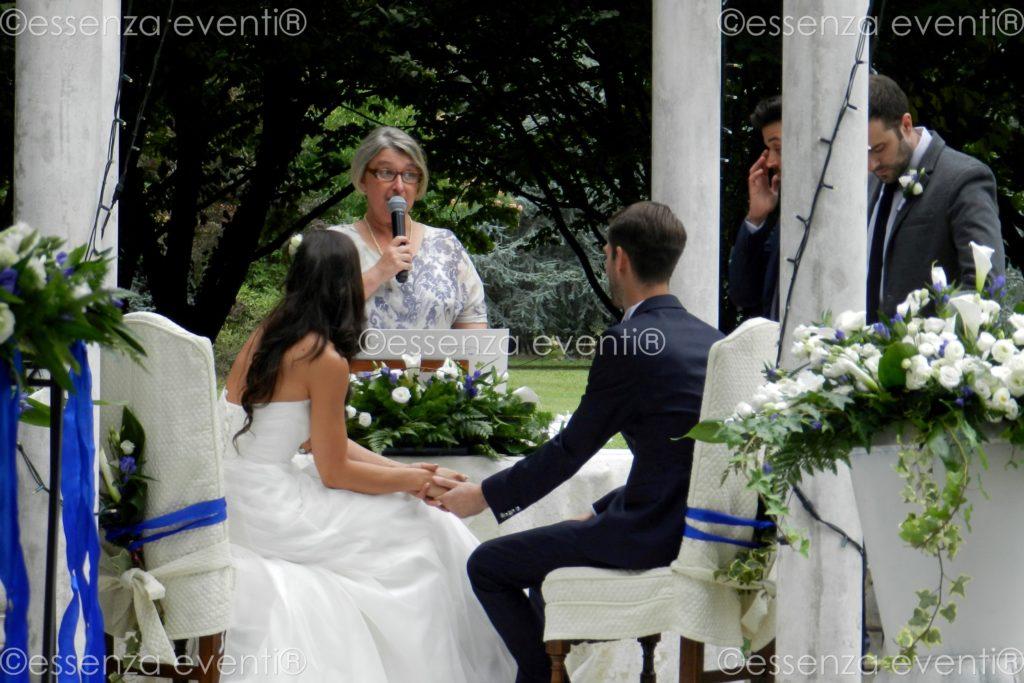 Symbolic Wedding Celebrant